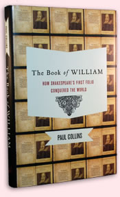Cover of The Book of William by Paul Collens
