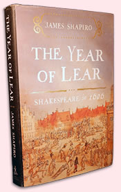Book cover of The Year of Lear